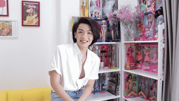 Nhà bạc tỉ của Đào Bá Lộc: Độc đáo nhất là bộ sưu tập búp bê trải từ phòng khách đến giường ngủ-3