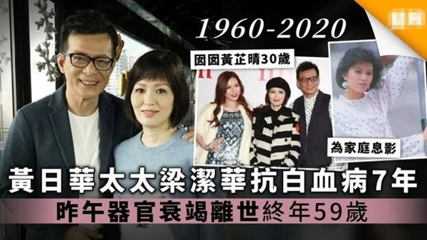 Kiều Phong Thiên long bát bộ: 7 năm ròng rã chạy chữa ung thư cho vợ gây xúc động-1
