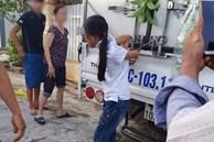 Bất ngờ nhân thân người buộc bé gái vào thùng xe tải vì nghi ăn trộm tiền