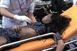 Một trong 7 người mắc kẹt tại đám cháy ở TP.HCM tử vong-4