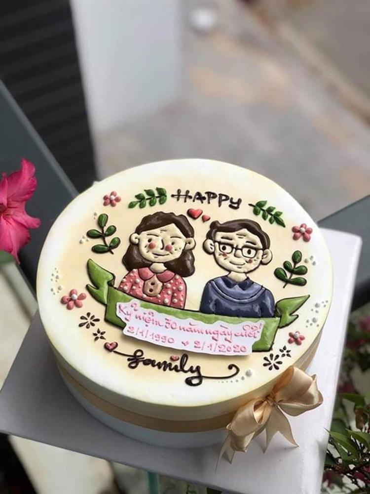 Làm bánh kem đẹp như tranh, mẹ Nha Trang vừa trông con vừa kiếm được tiền triệu-3