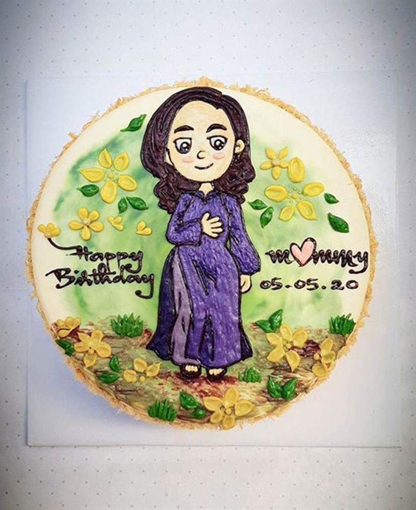 Làm bánh kem đẹp như tranh, mẹ Nha Trang vừa trông con vừa kiếm được tiền triệu-12