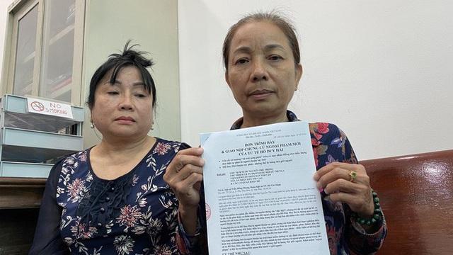 Ủy ban Tư pháp Quốc hội đã nhận đơn kiến nghị của mẹ tử tù Hồ Duy Hải-1