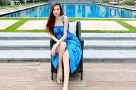 Hồ Ngọc Hà mang song thai mà thân hình vẫn gọn gàng, ngỡ ngàng nhất là đôi chân dài cực phẩm