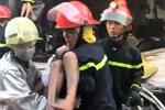 Vụ cháy nhà 3 tầng khiến người chồng tử vong ở Sài Gòn: Người vợ bị suy hô hấp, không tự thở được phải nhờ đến máy-5