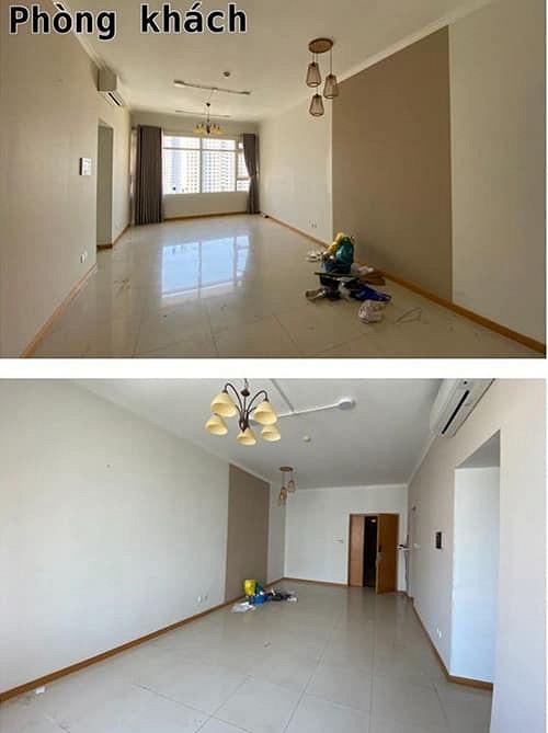 Nhạc sĩ Nhật ký của mẹ thay áo mới cho căn hộ chung cư, nhìn thành quả mà bất ngờ-2