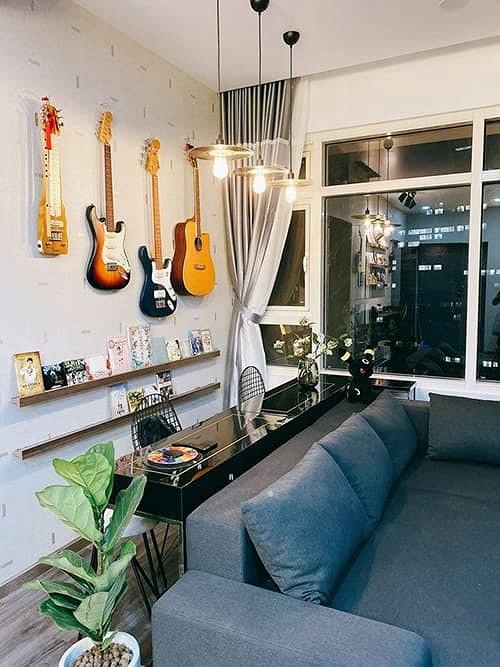 Nhạc sĩ Nhật ký của mẹ thay áo mới cho căn hộ chung cư, nhìn thành quả mà bất ngờ-7