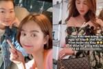 Giúp việc của Ngọc Trinh xài hàng hiệu, sở hữu tài khoản Tiktok, Instagram 'hot'