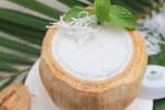 Học làm thạch dừa thơm mát, giải nhiệt cực đã