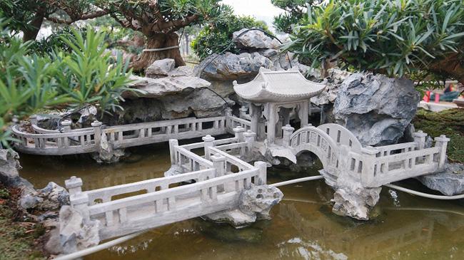 Chiêm ngưỡng tác phẩm Đồi tùng La Hán độc nhất vô nhị giá 350 triệu-5