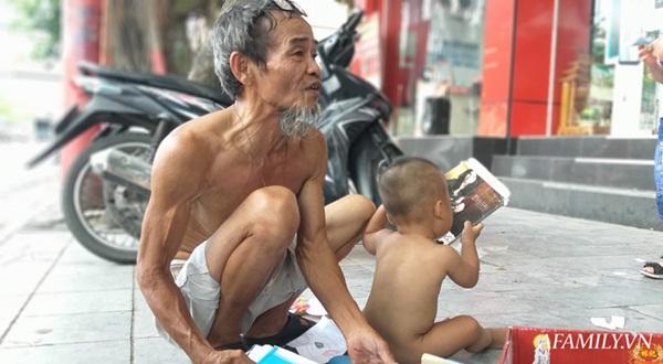 Xót xa bé trai hơn 1 tuổi mẹ đi tù, quanh năm trần truồng đi theo người đàn ông lạ ở Hà Nội-3