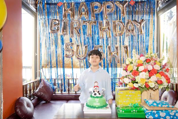 Tim và Trương Quỳnh Anh bất ngờ tái ngộ trong dịp sinh nhật con trai: Dù ly hôn nhưng vẫn giữ thái độ đáng ngưỡng mộ-3
