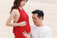 Dương Khắc Linh xác nhận bà xã Sara Lưu đang mang song thai, showbiz rộn ràng đón tin hỉ