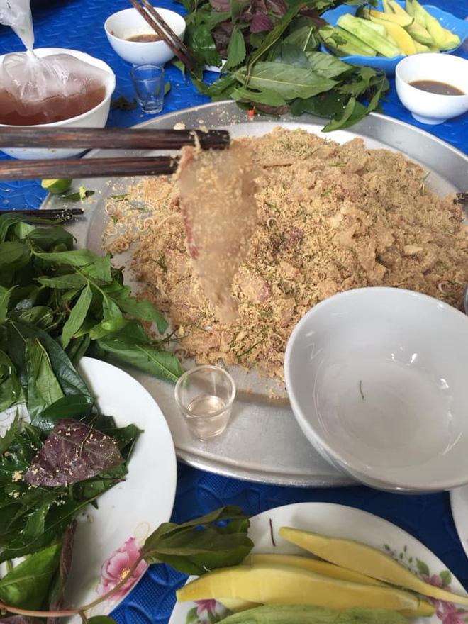 """Món gỏi cầu kỳ"""" nhất Việt Nam: Từ tên gọi, nguyên liệu đến cách thưởng thức đều phức tạp, có tiền chưa chắc ăn được-5"""