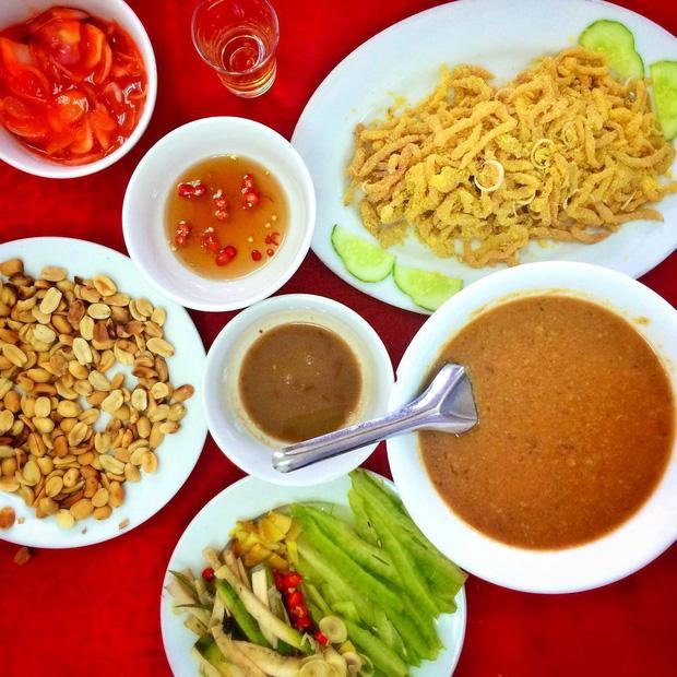 """Món gỏi cầu kỳ"""" nhất Việt Nam: Từ tên gọi, nguyên liệu đến cách thưởng thức đều phức tạp, có tiền chưa chắc ăn được-14"""