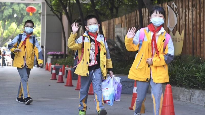 Nhật Bản không bắt đầu năm học mới vào tháng 9-1