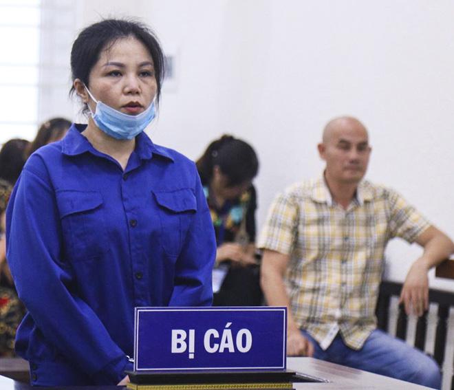 Nữ cựu thượng uý công an gài ma tuý lên xe ô tô ép người khác vào tù kháng cáo, kêu oan-2