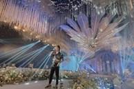Xôn xao 'siêu đám cưới' tại Ninh Hiệp: Dựng 'lâu đài' trên 1600m2, gần 200 người kì công chuẩn bị và loạt 'sao bự' tham dự