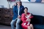 Nữ diễn viên 'Chuyện của Pao' Hải Yến sinh liền 3 nhóc tỳ trong 5 năm ở ẩn, cuộc sống tất bật