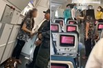 Xác minh tình trạng tâm thần của nữ khách làm loạn trên máy bay-2
