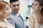 """Lương Bằng Quang bỗng tung ảnh cưới Ngân 98, nhưng lại mượn lời nhạc """"chia tay dù rất khó để quên""""?"""