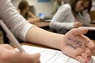Sở GD&ĐT Hà Nội đề nghị Công an xác minh việc giáo viên giải đề cho học sinh