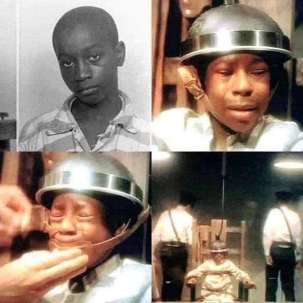 Tử tù trẻ nhất nước Mỹ bị hành quyết trên ghế điện: Bị kết án chỉ trong 10 phút nhưng mất 70 năm mới được minh oan vì nạn phân biệt chủng tộc-4