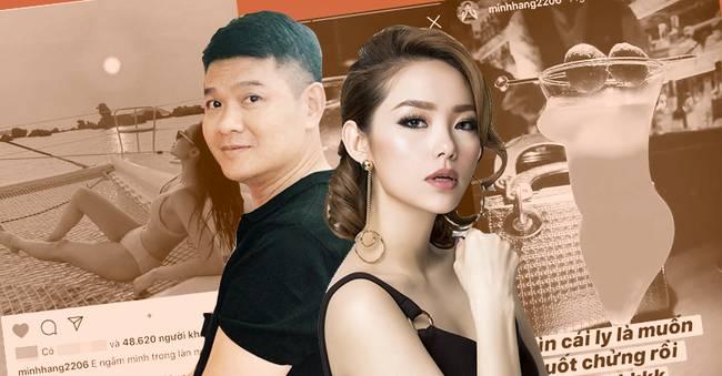 Chân dung bạn trai tin đồn của Minh Hằng: Là đại gia chống lưng cho bạn gái, từng có quan hệ yêu đương với Cao Thái Hà?-1