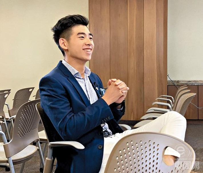 Rể út nhà tài phiệt sòng bạc Macau: Nam thần học siêu giỏi, đậu Harvard với số điểm cực khủng-1