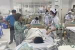 Thông tin mới nhất tình hình 2 học sinh bị cây phượng tại trường THCS Bạch Đằng đè chấn thương nặng
