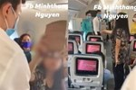 Xác minh tình trạng tâm thần của nữ khách làm loạn trên máy bay