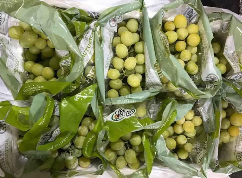 Trái cây Mỹ, Úc siêu rẻ, giá mấy chục ngàn bày bán la liệt-1