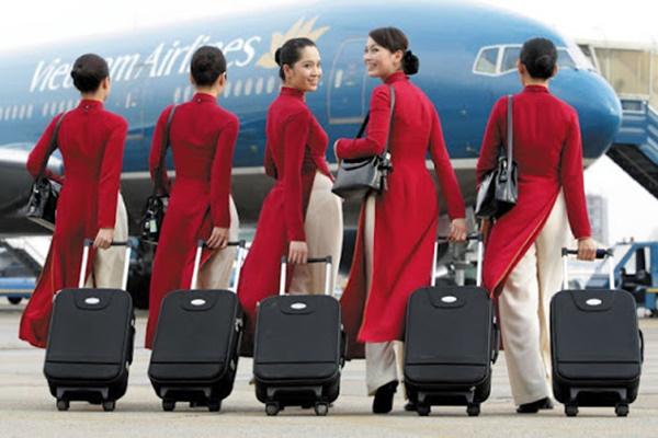 Thu nhập mỗi giờ bay của tiếp viên hàng không Vietnam Airlines là bao nhiêu?-1