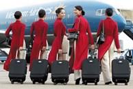 Thu nhập mỗi giờ bay của tiếp viên hàng không Vietnam Airlines là bao nhiêu?