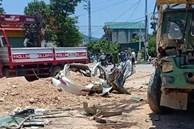 Danh tính nạn nhân thiệt mạng vụ xe tải chở đất đè bẹp xe con, 4 người thương vong