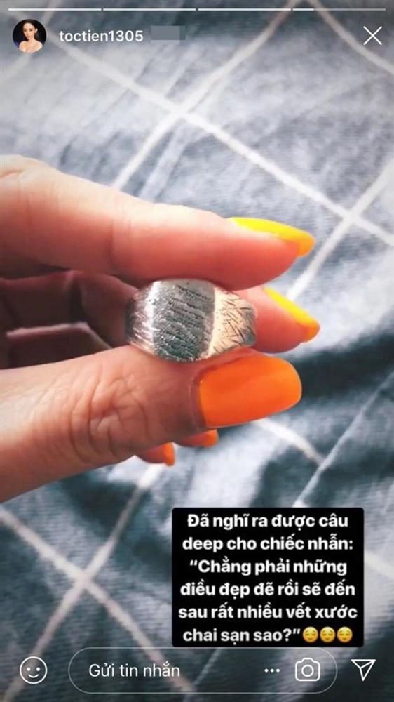 Soi cận nhẫn cầu hôn của sao Vbiz: Toàn đính kim cương siêu to, Tóc Tiên đặc biệt thế nào mà giấu mãi mới khoe?-2
