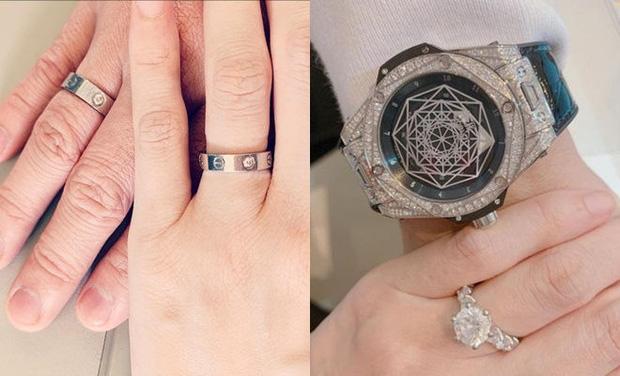 Soi cận nhẫn cầu hôn của sao Vbiz: Toàn đính kim cương siêu to, Tóc Tiên đặc biệt thế nào mà giấu mãi mới khoe?-6