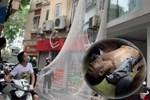 Công an Hà Nội giăng lưới tòa nhà cao tầng, vây bắt kẻ dùng búa đánh nữ chủ quán cà phê ở Bình Thuận