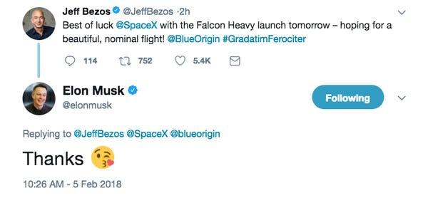 Elon Musk thách thức tỷ phú giàu nhất thế giới-1