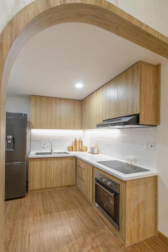 Cải tạo nhà sâu trong hẻm theo kiểu không gian Nhật kết hợp kiểu Việt, thay đổi nhiều nhất là gian bếp-10