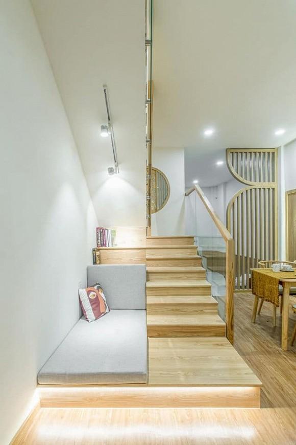 Cải tạo nhà sâu trong hẻm theo kiểu không gian Nhật kết hợp kiểu Việt, thay đổi nhiều nhất là gian bếp-11