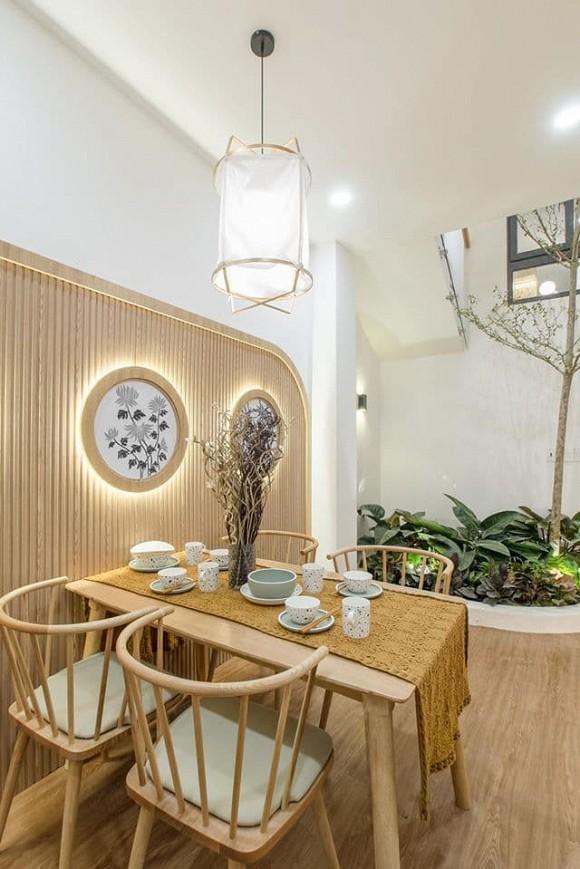 Cải tạo nhà sâu trong hẻm theo kiểu không gian Nhật kết hợp kiểu Việt, thay đổi nhiều nhất là gian bếp-14