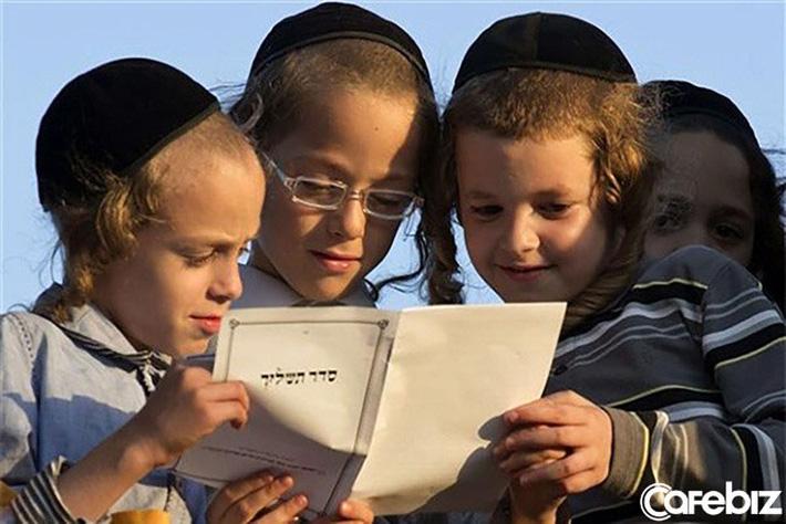 10 bài học giáo dục kinh điển của người Do Thái và cách họ bồi dưỡng ra thế hệ ưu tú tiếp theo-2