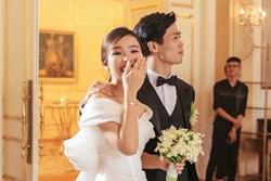 Công Phượng lần đầu lên tiếng sau lễ đính hôn, khoe ảnh cưới đẹp lung linh