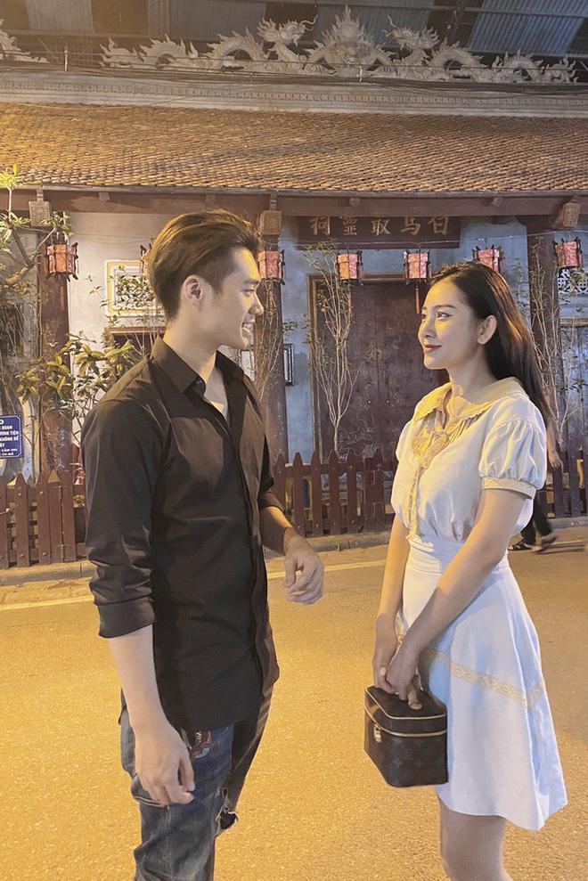 Rich kid Hà Thành cua được gái xinh trong Người ấy là ai bị lộ chuyện đã có bạn gái được 5 tháng?-4