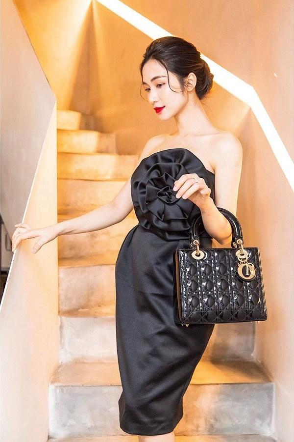 Từng phải thanh lý đồ hiệu để làm MV, Hòa Minzy giờ đã tậu ngay chiếc túi 350 triệu đồng-3