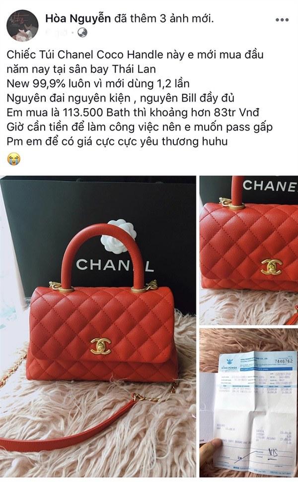 Từng phải thanh lý đồ hiệu để làm MV, Hòa Minzy giờ đã tậu ngay chiếc túi 350 triệu đồng-8