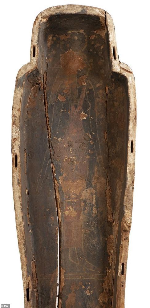 Đưa xác ướp 3.000 năm tuổi của công chúa Ai Cập ra khỏi quan tài, phát hiện bức chân dung bí ẩn cùng hàng loạt câu hỏi chưa có lời giải đáp-2