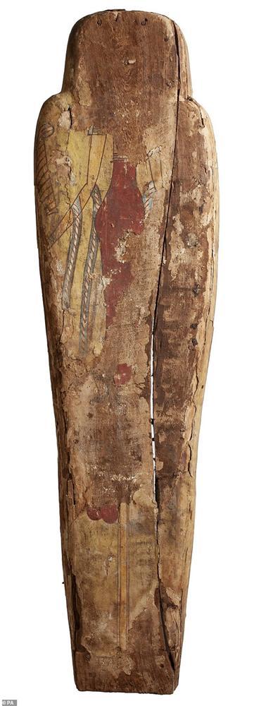 Đưa xác ướp 3.000 năm tuổi của công chúa Ai Cập ra khỏi quan tài, phát hiện bức chân dung bí ẩn cùng hàng loạt câu hỏi chưa có lời giải đáp-3