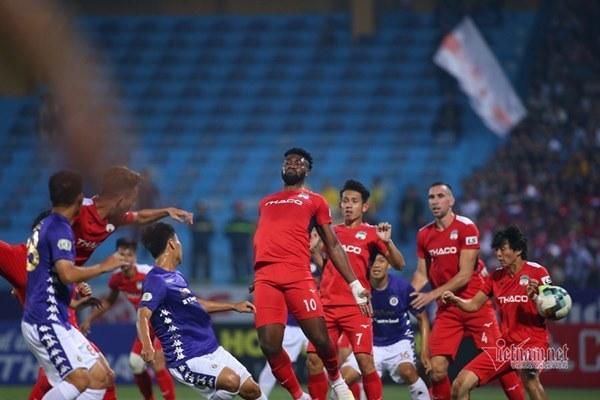 HAGL thua tan tác Hà Nội: Căng rồi, thầy Park!-1